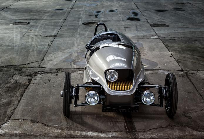 Morgan's EV3 is the electric car Nikola Tesla would've actually built