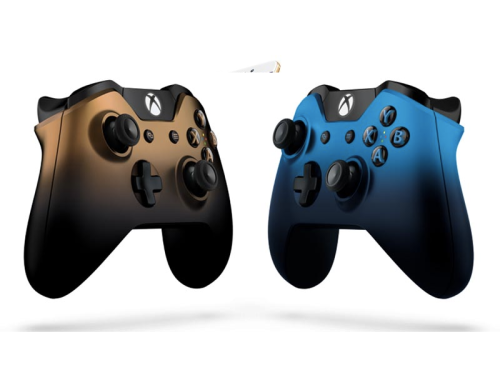 Xbox One 'Dusk' and 'Copper' wireless controllers unveiled