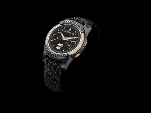 Samsung, de GRISOGONO to make a luxurious Gear S2 smartwatch