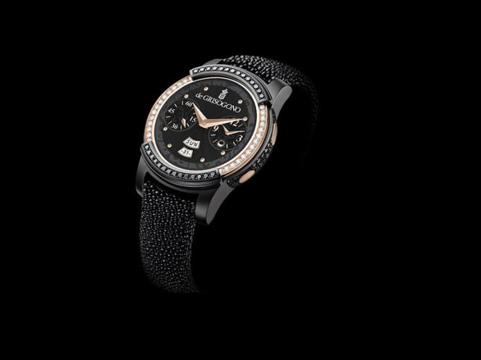 Samsung, de GRISOGONO to make a luxurious Gear S2 smartwatch