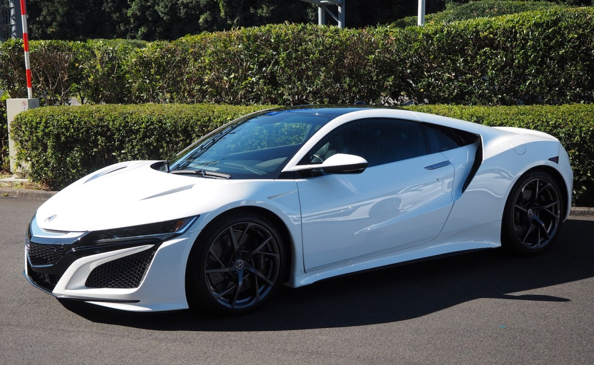 The Tech Behind 2017 Acura Nsx Specs