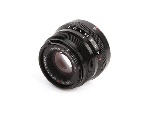 Fujinon XF 35mm f/2 R WR Review