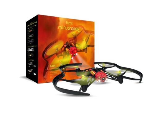 Parrot Minidrone Airborne Night & Airborne Cargo Review