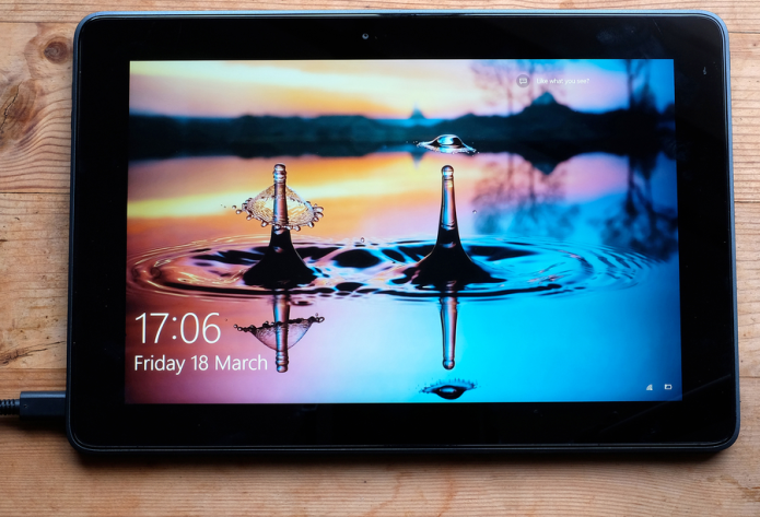 Dell Venue 10 Pro 5056 review: Not a sell-out show
