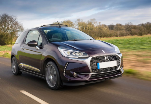 Citroen DS 3 Cabriolet Review : Stylish and practical convertible
