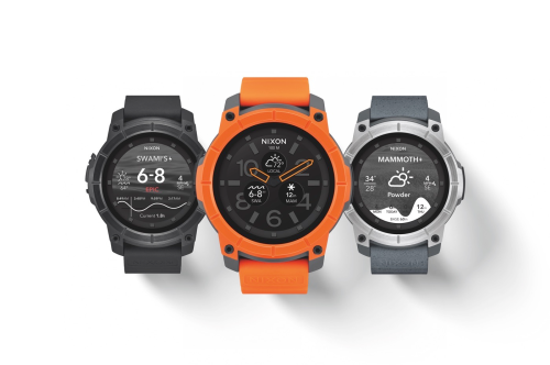 Nixon The Mission first look review : Sporty Android Wear impresses in the details