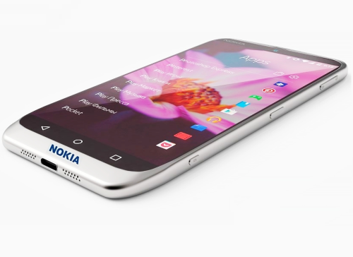 Nokia E1 VS Lenovo A6020 Plus : budget flagship battle