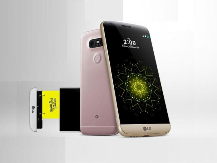 LG G5 review : Modular misfire?