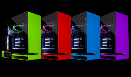 Maingear Rush Review : Stunning Gaming Showpiece