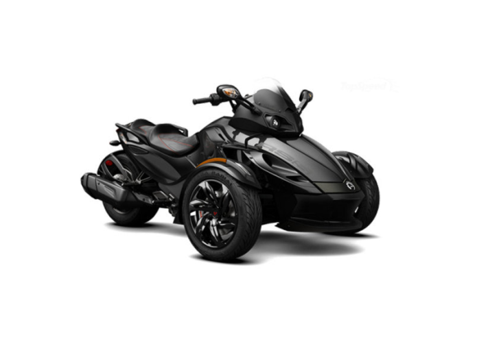 2016 Can-Am Spyder RS Review