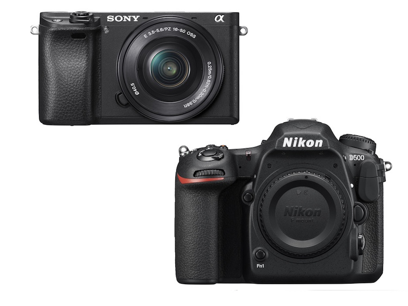 Kindle Vs Sony Reader: Sony A6300 Vs Nikon D500 Specifications Comparison Review