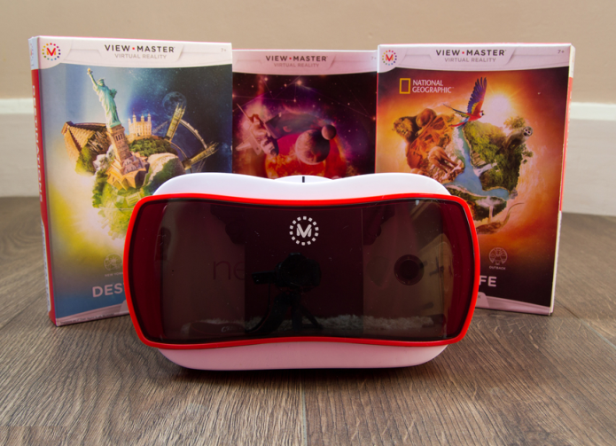 Mattel View-Master review : A virtual reality rethinking of a classic