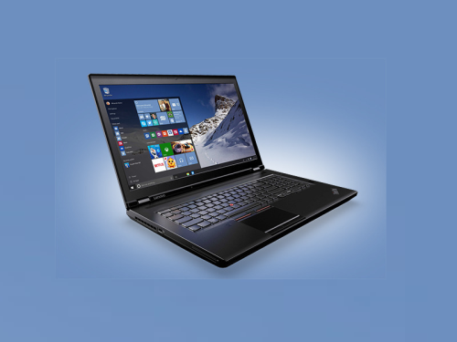 Lenovo ThinkPad P50 Review