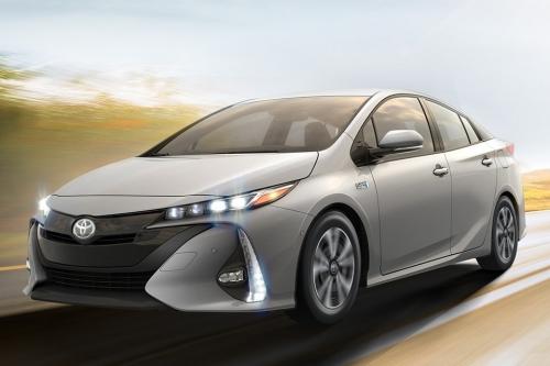Toyota Prius Prime Brings Industry-Leading 120MPGe