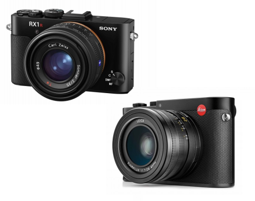 Sony RX1 R II vs Leica Q (Typ 116) Comparisons Review