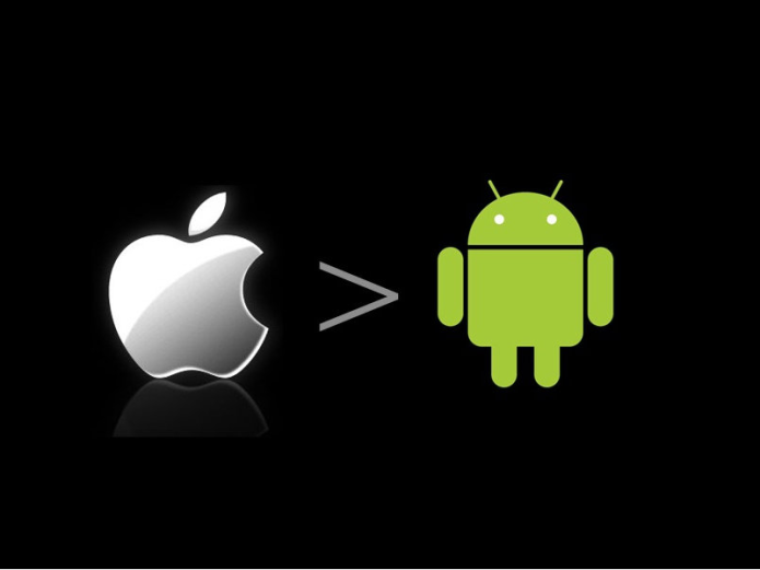 10 Reasons the iPhone Beats Android