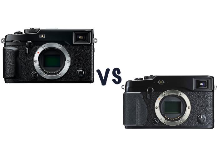 Fuji X-Pro 2 vs Fuji X-Pro 1