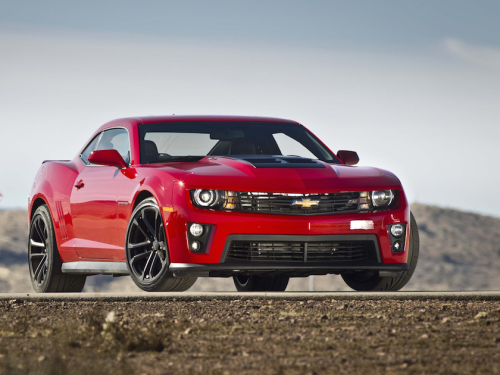 2017 Chevrolet Camaro ZL1 preview : Video