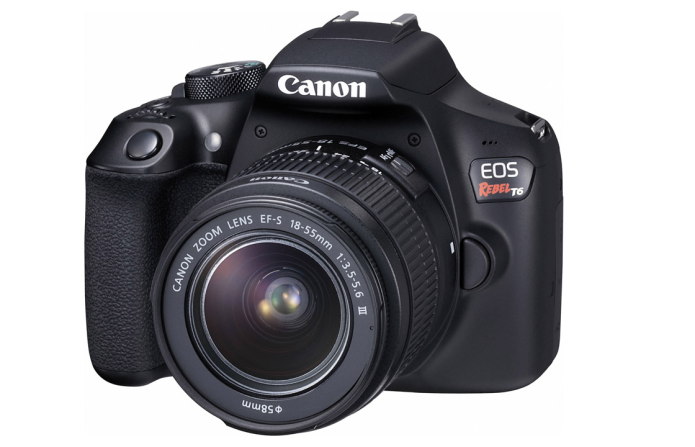 Canon Rebel T6 1300D vs T5 1200D vs T6i 750D vs Nikon D3300 comparisons review