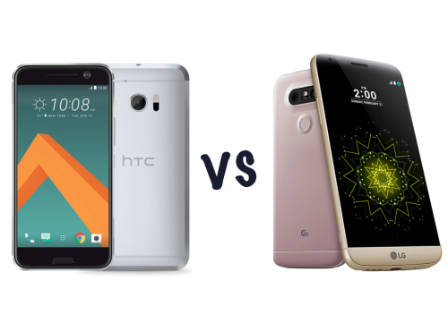 HTC 10 vs LG G5: What's the rumoured difference?