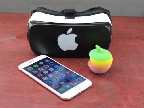 Apple VR headset controller might be a pair of 'thimble' rings