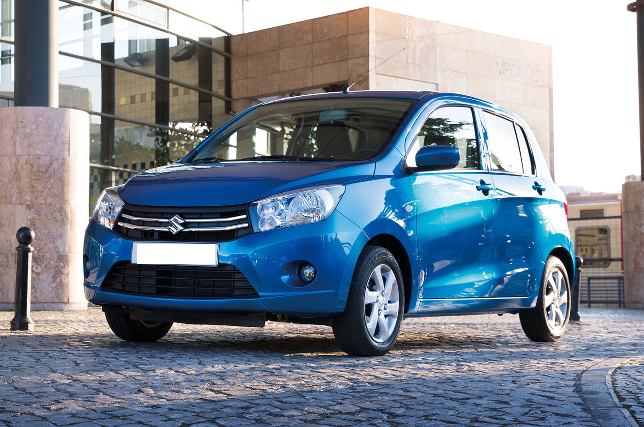 suzuki celerio review roomy budget city car is cheap to. Black Bedroom Furniture Sets. Home Design Ideas