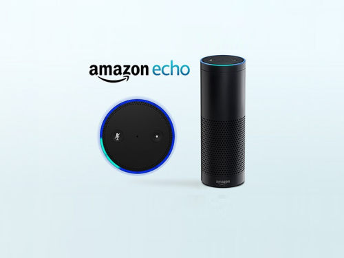 What is Amazon Echo with Alexa?