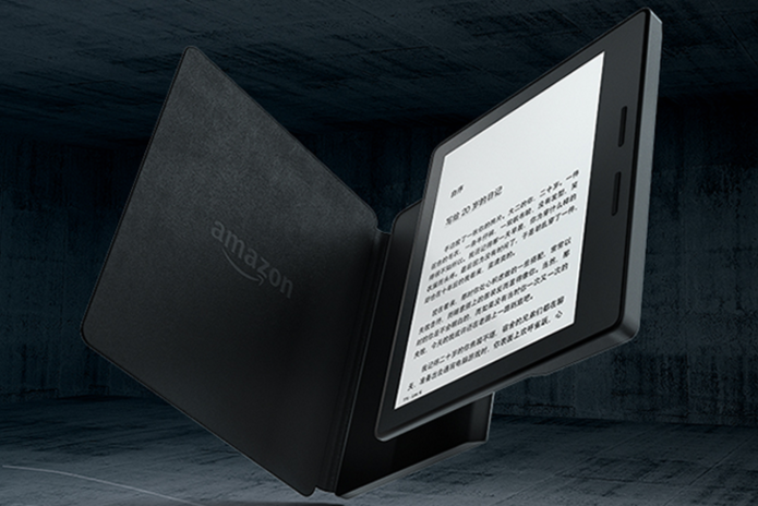 Amazon Kindle Oasis preview : Supersonic rethinking of the ebook reader