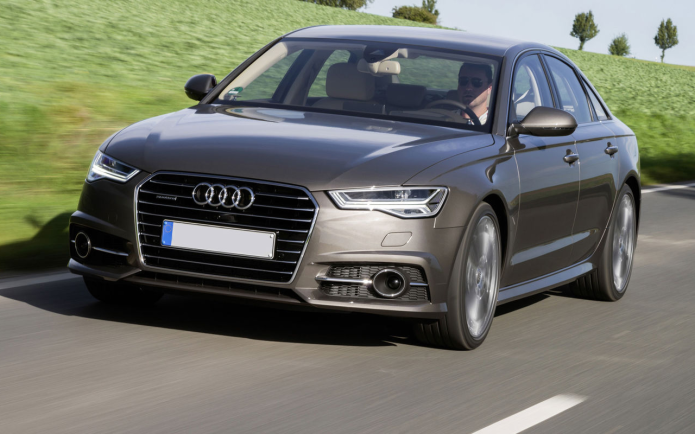 Audi A Review Executive Saloon Has Quality And Class To Match - Audi 6 car price