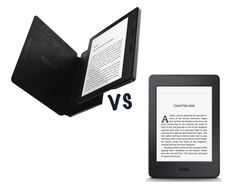 Kindle Oasis vs Kindle Paperwhite : Should you upgrade?