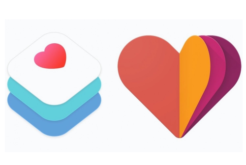 Google Fit vs. Apple Health – They just want you for your body : Apple and Google are going head-to-head again