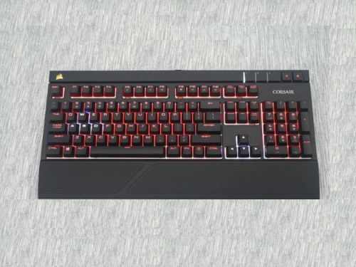 The Corsair Strafe RGB Mechanical Keyboard Review with MX Silent (Red) Switches