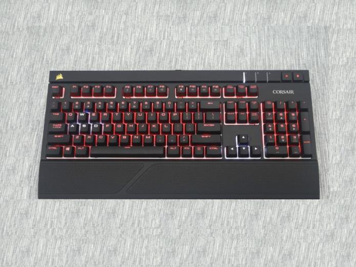 corsair strafe rgb gaming keyboard