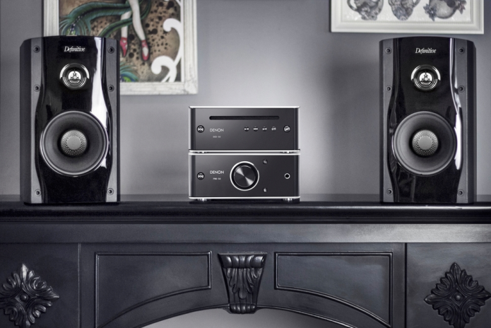 The Denon Design Series : Real Hi-Fi for real lifestyles