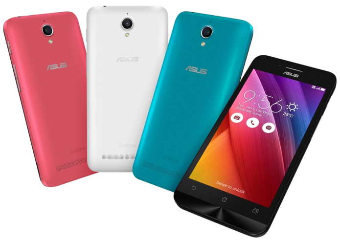Asus Zenfone Go 5.0 LTE version : 2GB RAM and surprisingly affordable