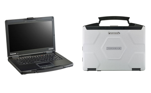 Panasonic Toughbook 54 Review : Rugged but Rough Around the Edges