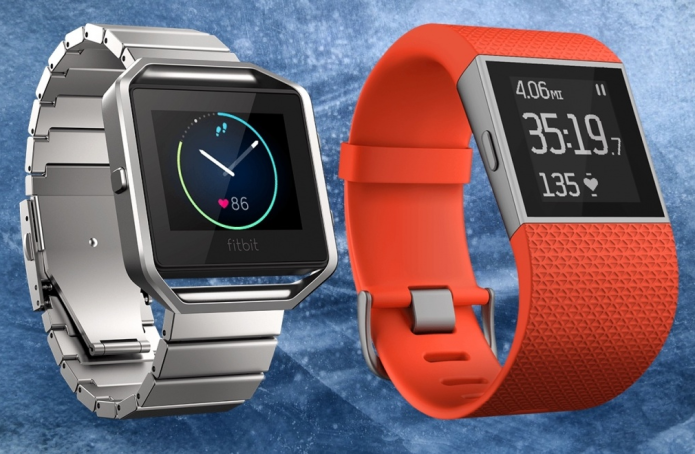 Fitbit Blaze v Fitbit Surge : Battle of the fitness watches