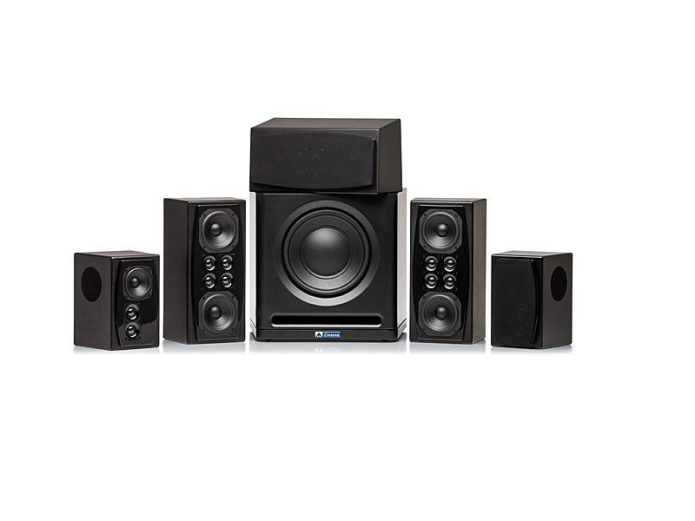 XTZ Cinema M6 Speaker System Review