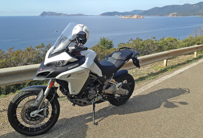 2016 Ducati Multistrada 1200 Enduro - First Ride Review