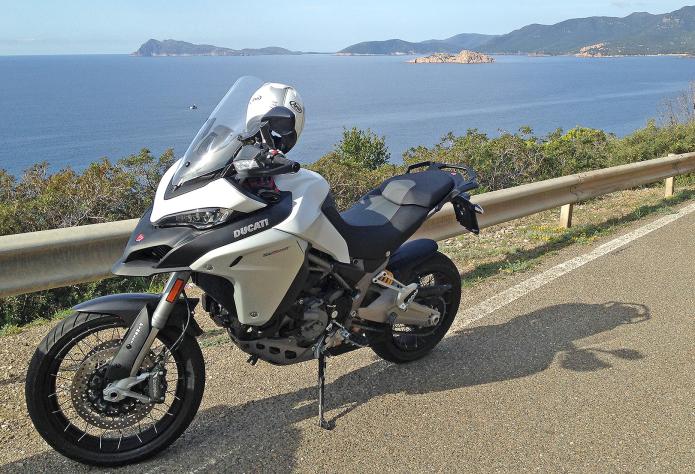 2016 Ducati Multistrada 1200 Enduro - First Ride Review