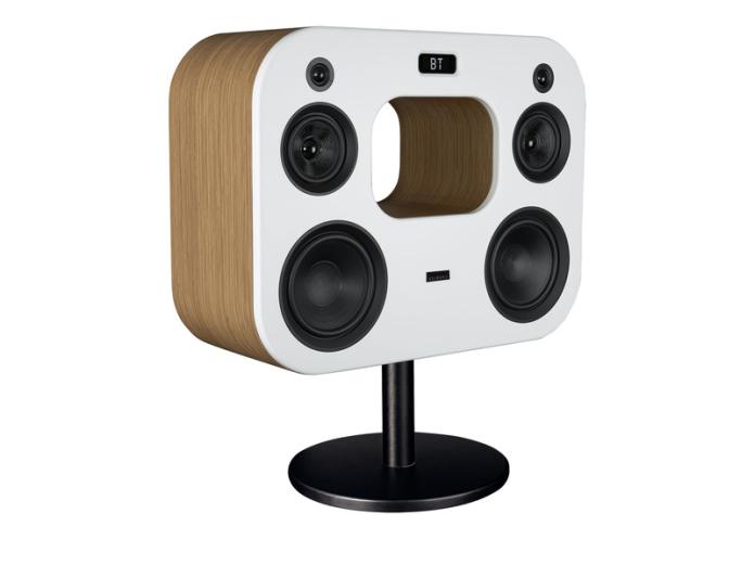Fluance Fi70 Review : a massive, beautiful Bluetooth speaker