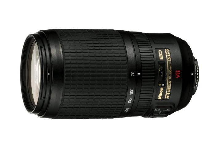 Nikon AF-S NIKKOR 70-300mm f/4.5-5.6 II (VR) Lenses Coming Next