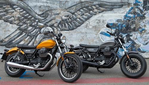2016 Moto Guzzi V9 Bobber And V9 Roamer First Ride Review