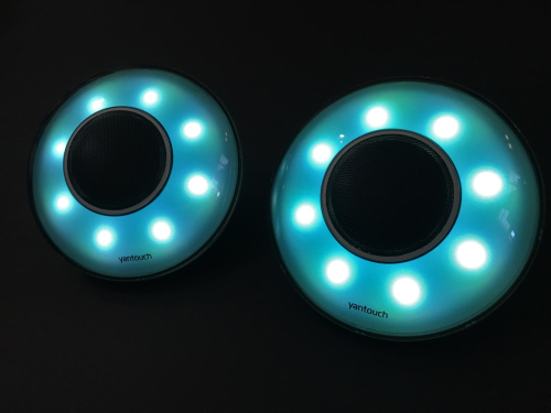 Yantouch EyE Portable Wireless Speaker Review