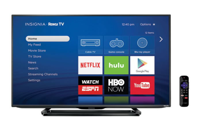 Insignia 4K Roku TV Review : Great Bargain, Streaming Smarts