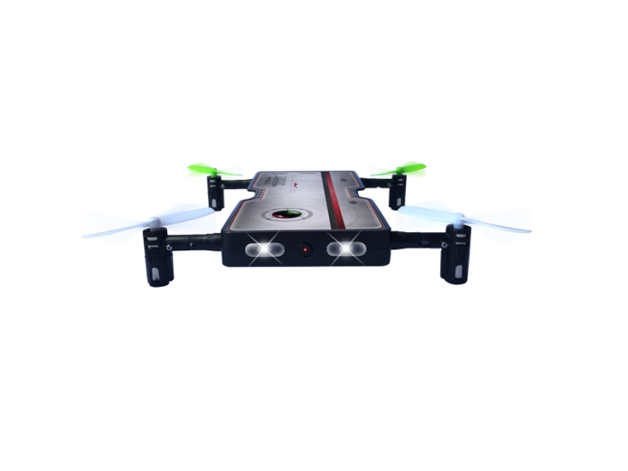 Odyssey Toys Pocket Drone Review : It's a Transformer