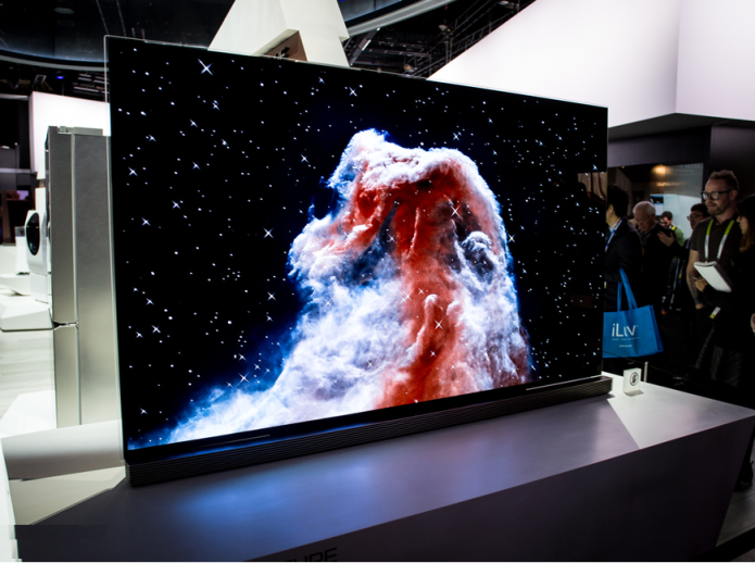 LG 4K HDR choices for 2016: G6, E6, C6 and B6 TVs compared