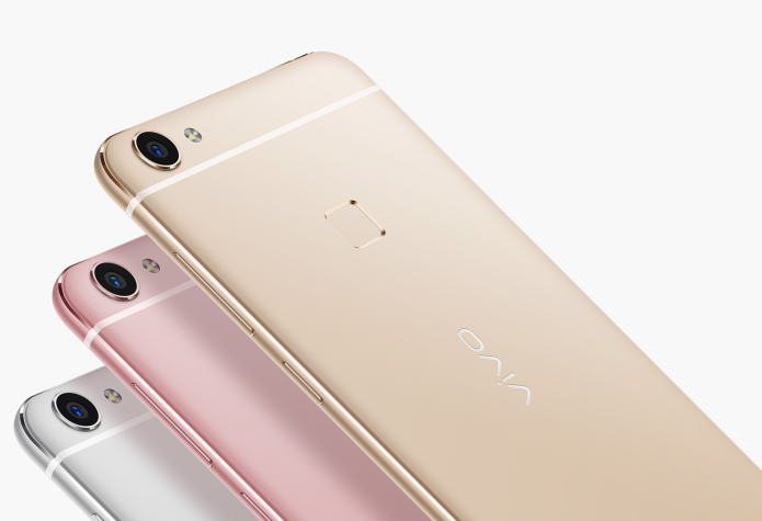 Vivo X6S and X6S Plus: elegant smartphones with 4GB RAM