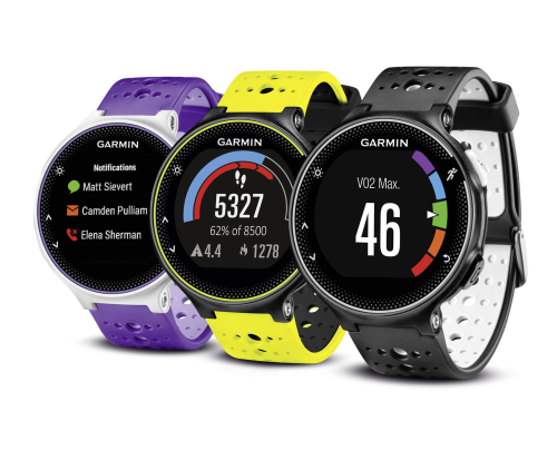 Garmin Forerunner 230 review : A solid running watch with few thrills