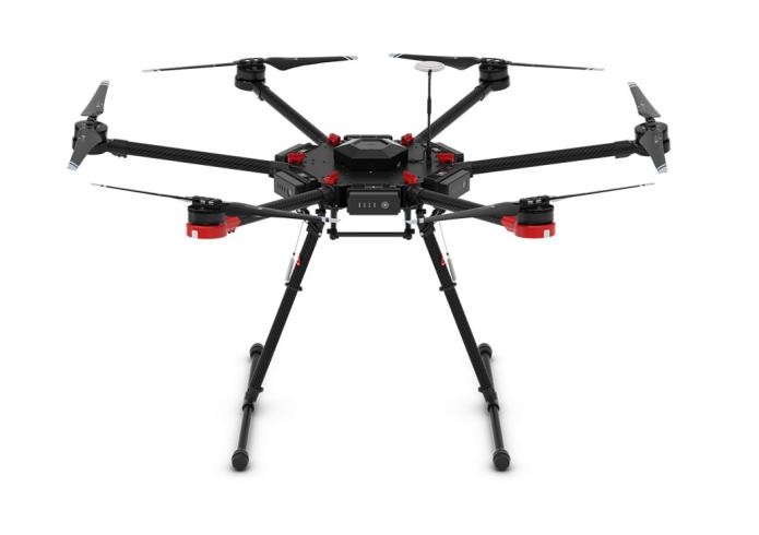 DJI Introduces Next-Generation Matrice 600 Aerial Platform